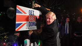 Trade deals & clean exit or 'years of upset?' What will 'getting Brexit done' really look like for Johnson