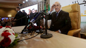 Algerian President-elect Tebboune offers dialogue to protest movement, will look at new constitution