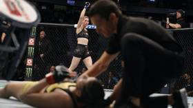 UFC 245: Irene Aldana scores MASSIVE one-punch knockout to hand Ketlen Vieira first loss, potentially secures title shot (VIDEO)
