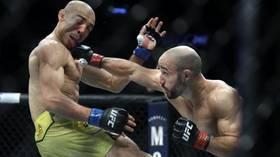 UFC 245: Marlon Moraes edges split-decision after three-round war with Jose Aldo (VIDEO)