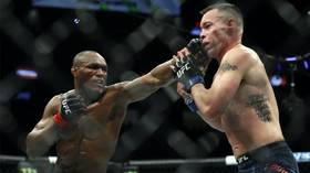 'I will tie one hand behind my back': Colby Covington offers 50 Cent $1m fight and claims he is 'Donald Trump's favorite fighter'
