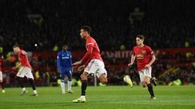 'Generational talent': Mason Greenwood scores again to show that Manchester United's future is a lot less bleak than its present