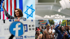 From Facebook as govt tool to Israeli lobby in US: Lee Camp dives into 25 MOST CENSORED STORIES of 2019