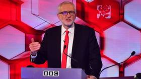 Blame it on the Beeb? Corbyn ally slams broadcaster for 'consciously' contributing to Labour's disastrous election defeat