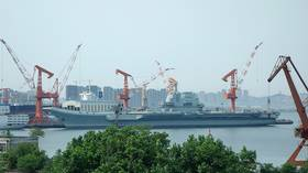 'Shandong': China commissions 2nd aircraft carrier into active service (PHOTOS)