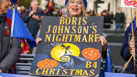 'C**ts Are Still Running the World' could be UK Christmas No 1 after Tory win