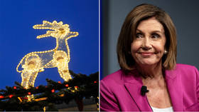 Poetic revenge: GOP's impeachment-themed Christmas POEM has Twitter spitting out its eggnog