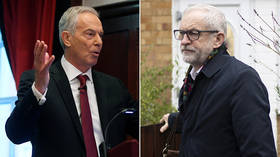 Blair decries Corbyn's 'terminal ineptitude' as leader of a cult-like, 'glorified protest movement' Labour Party