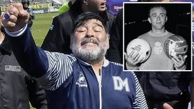 'He was superior to everyone, including me': Diego Maradona makes surprising choice when asked to name the greatest player ever