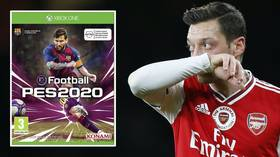 Game over: Mesut Ozil removed from Chinese video game franchise following comments about Uighur Muslims