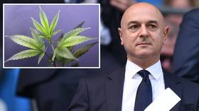 Here weed go! Tottenham chairman reveals how they discovered illegal marijuana operation in warehouse during new stadium build
