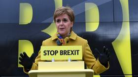 Scottish leader Nicola Sturgeon says she will consider 'ALL OPTIONS' if UK govt rejects 2nd independence vote