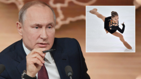 'It's just a method to neutralize strong competitors from Russia' – Putin on WADA ban