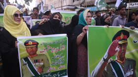 Pakistani military chief says Musharraf judgement 'transgresses humanity, religion & culture,' prompting lawyers' condemnation