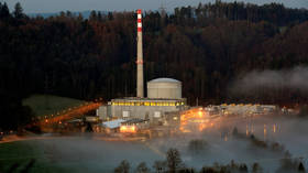 Switzerland begins exit from atomic power as Muehleberg nuclear plant switched off
