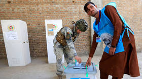 Afghan president wins 2nd term – preliminary election results