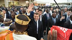 'Grave mistake & fault of France': Macron blasts colonialism as African countries walk away from Paris-backed Franc