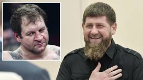 Kadyrov vs Emelianenko? Chechen leader challenges Alexander Emelianenko to MMA or boxing match in Instagram post (VIDEO)