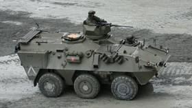 Tight tanks! Belgian soldiers too tall to drive military's APCs after €31mn upgrade