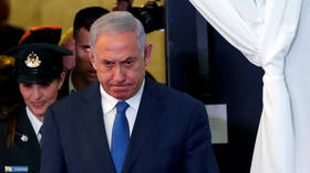'Start packing your bags!' Netanyahu hints at targeted assassination after rocket siren spoils his campaign speech