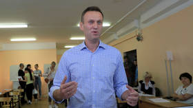 Russian opposition activist Navalny refutes reports of his arrest