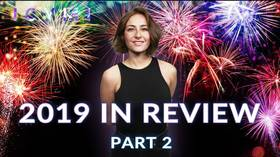 ICYMI's Review of 2019 - Part 2:  China & US trade blows, a PM's shown exit over Brexit (VIDEO)