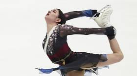 Foot pain and blood blisters: Evgenia Medvedeva forced to change skates hours before national championship