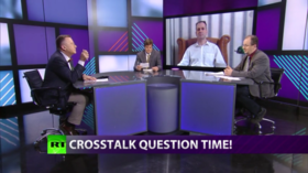 CrossTalk Question time!