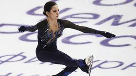 Ruined hopes: Evgenia Medvedeva withdraws from national figure skating championship