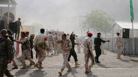 9 killed, 30 injured as blast hits military graduation parade in Yemen