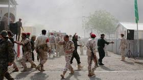 9 killed, 30 injured as blast hits military graduation parade in Yemen
