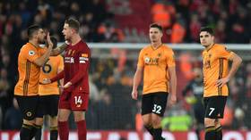 'RIP football': Fans fume at VAR as Liverpool beat Wolves to restore 13-point lead at top of Premier League