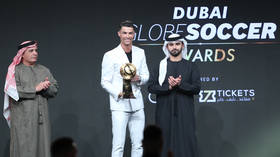 'Did he make the award up himself!?' Fans apoplectic as Ronaldo wins Dubai Globe Soccer Player of Year 2019