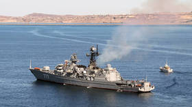 Iran, China & Russia combined naval exercise: A security trilateral to counter US presence?