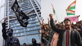 Hong Kong, India & hypocrisy: The two protests look similar, but only one is a lever in US' power play