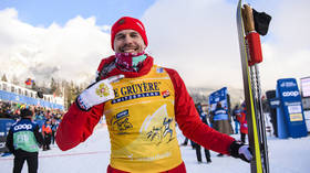 Clean sweep: Ustiugov wins again as Russia take top three spots at Tour de Ski in Italy