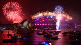 New Year, new decade: Celebrations ringing in 2020 kick off around the world with incredible fireworks (VIDEOS, PHOTOS)
