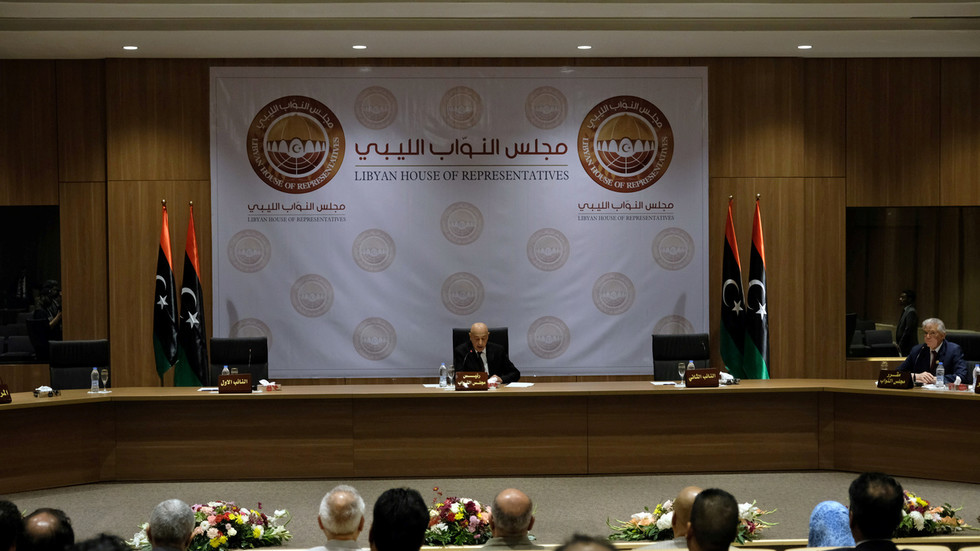 Haftar-backing Libyan parliament accuses PM Al-Sarraj of treason over military deal with Turkey