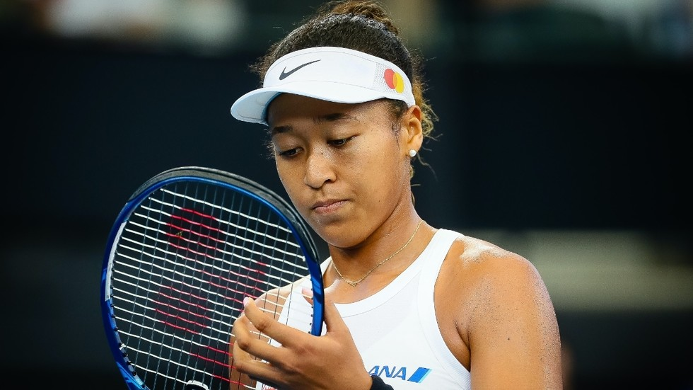 Australian Open 2020 Defending Champion Naomi Osaka