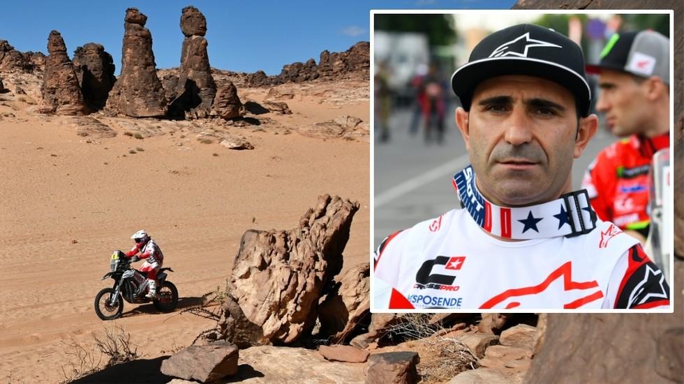 Dakar Rally tragedy: Portuguese rider Paulo Goncalves dies after crash in Saudi Arabia