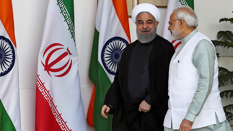 India seeks to strengthen relationships with Iran and Russia as US-made chaos threatens New Delhi