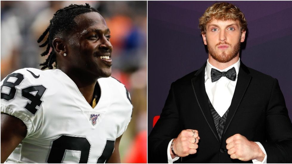 Float like a butterfly, sting like AB? Ex-NFL star Antonio Brown 'poised to announce April boxing match with YouTuber Logan Paul'