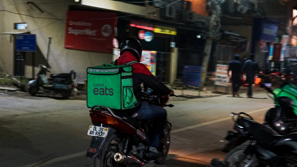 'Together is better': Local food delivery giant Zomato buys Uber Eats' business...