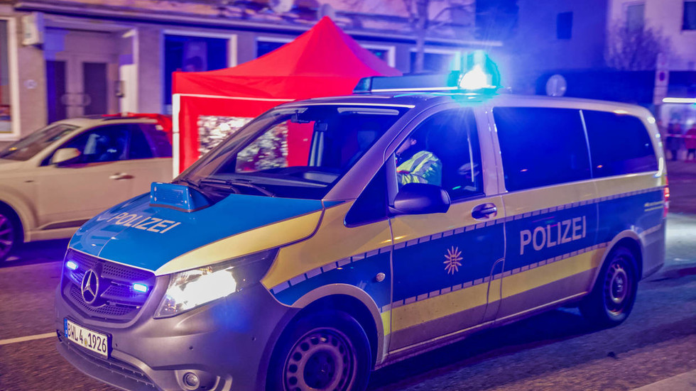 Shots fired in German town of Rot am See reportedly kill 6, shooter in custody