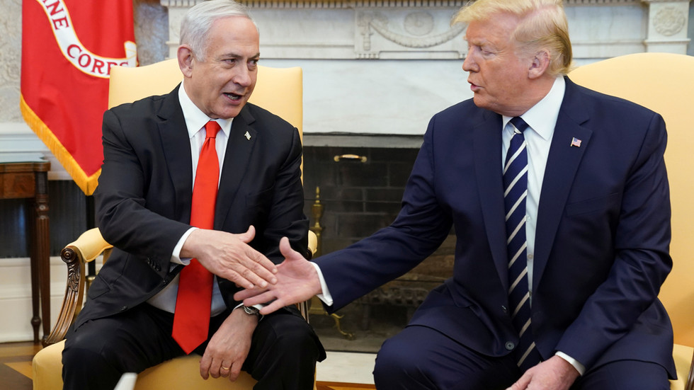 'Makes a lot of sense': White House to unveil 'deal of the century' Mid-East peace plan Tuesday as Trump receives Netanyahu