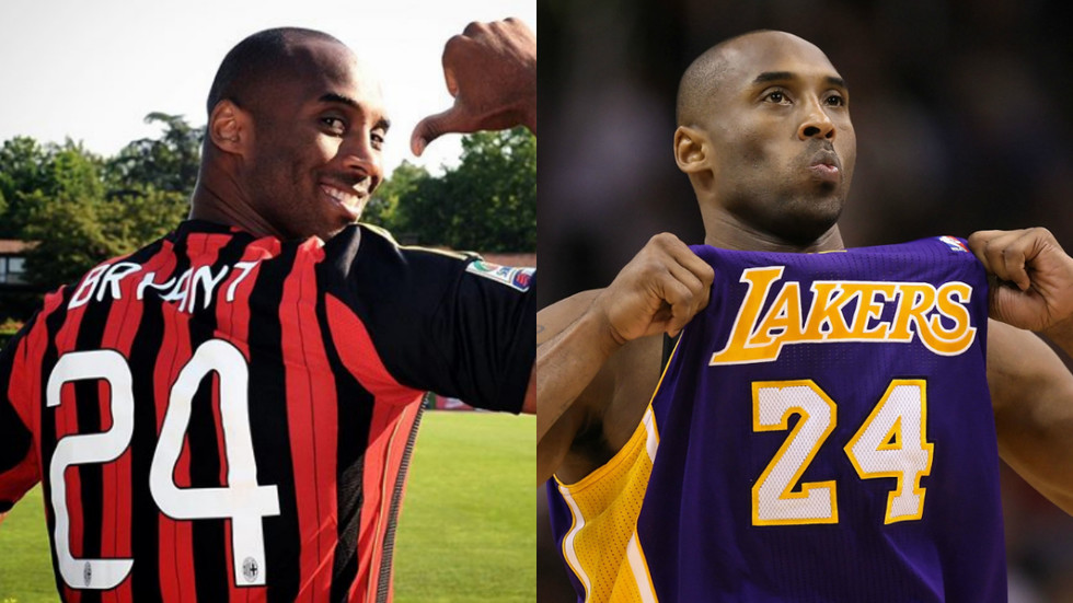 , Sempre Kobe: AC Milan to commemorate tragic boyhood fan Kobe Bryant with black armbands, Travel Wire News |  Travel Newswire, Travel Wire News |  Travel Newswire