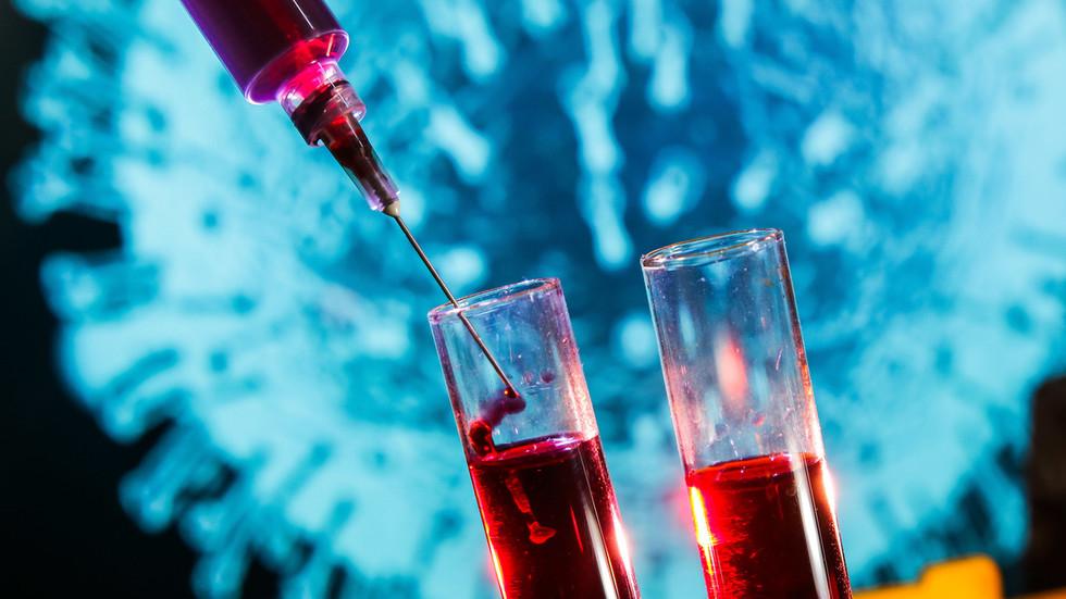 China develops rapid Coronavirus test that works in under 15 MINUTES