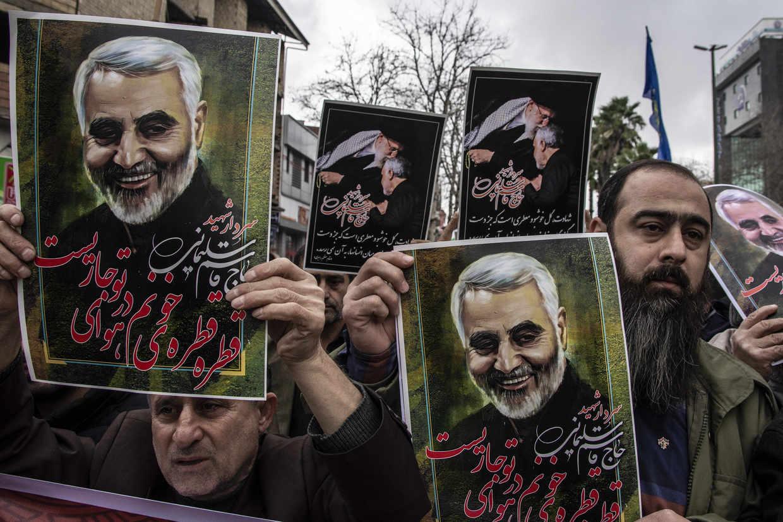 US assassinates Iranian general Soleimani news