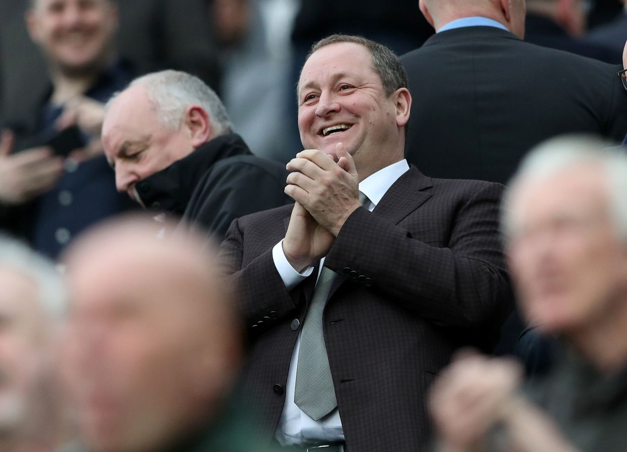 Saudi wealth fund in talks to buy Newcastle United for £340 million