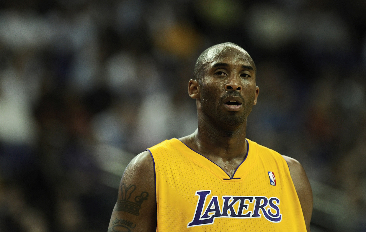 Kobe Bryant dies in helicopter crash